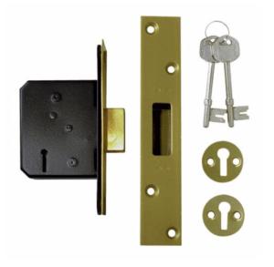 Standard euro-cyliner door lock replacement