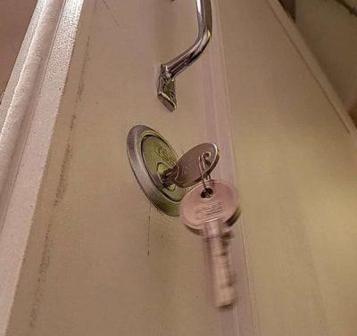locks change
